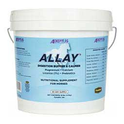 Allay Buffering Digestion Supplement for Horses Adeptus
